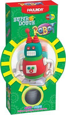 Super Dough Tark robot, punane / Paulinda