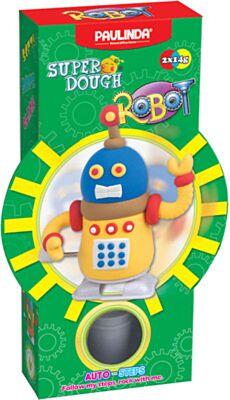 Super Dough Tark robot, kollane / Paulinda
