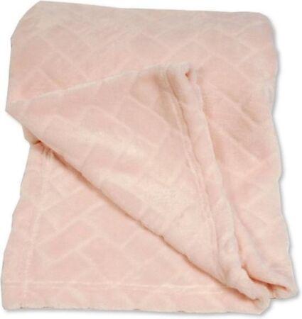 Beebitekk Tellised roosa 75X100cm / SnuggleBaby