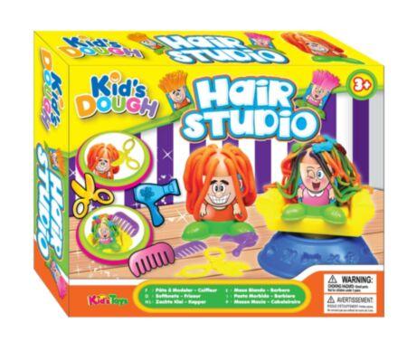 Kids Dough Suur juuksurikomplekt