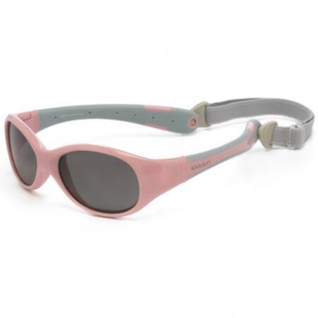Flex - Beebide päikeseprillid - Cameo Pink Grey - 0-3 aastat