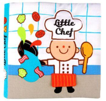 """Pehme raamat """"Väike kokk"""" / K´sKids Read & Play"""