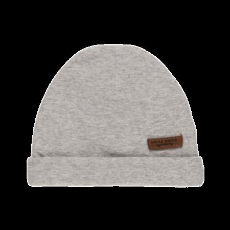 Beebimüts ´Grey Melange´ 3-6 kuud