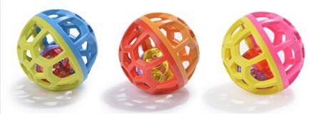 Kõlisev pall (3 värvi)
