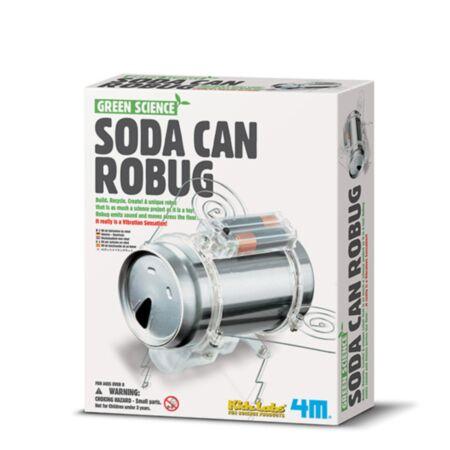 Roheline teadus / Limonaadipurgi robot / 4M