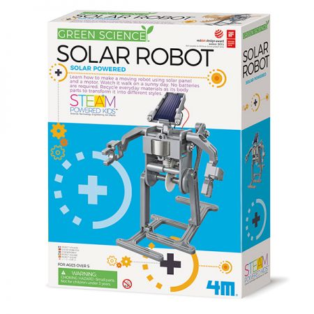 Green Science / Solar Robot / 4M