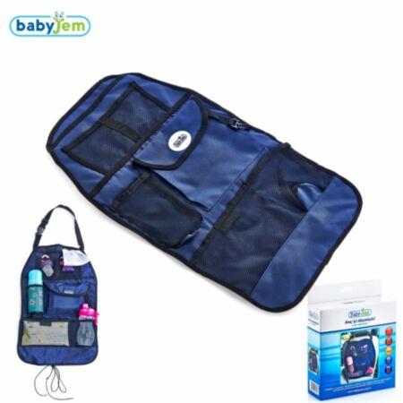 Autoistme seljatoe kaitse taskutega BabyJem