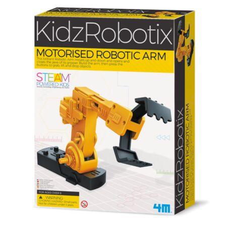 KidzRobotix / Motoriseeritud robotkäsi / 4M