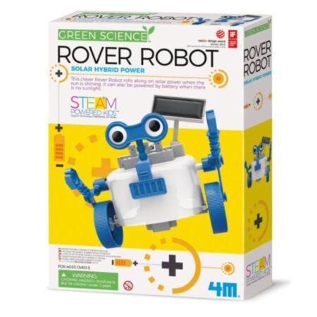 Roheline teadus /Rändur-robot / 4M
