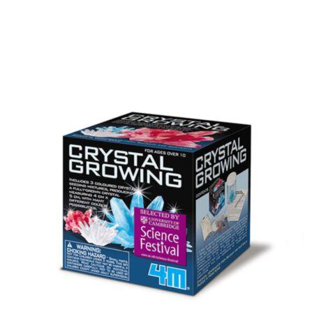 Kasvavad kristallid (3 värvivalik) / 4M