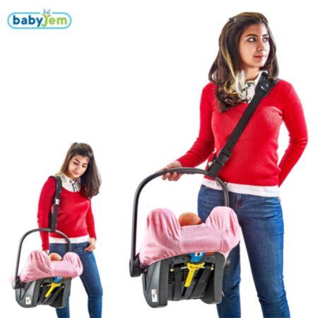 Turvahälli kandmisrihm BabyJem