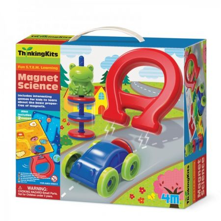 Thinking Kits/ Magneti teadus / 4M