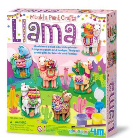 Tee ise magnetid - Llama / 4M