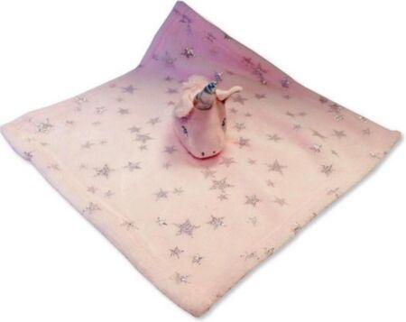 Kaisurätt Särav Ükssarv roosa / SnuggleBaby