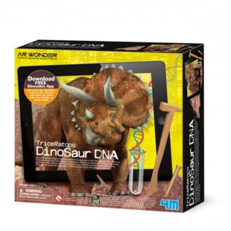 Triceratops – Dinosaur DNA / 4M