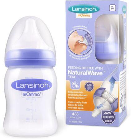 Toitmispudel 160ml NaturalWave® / Lansinoh