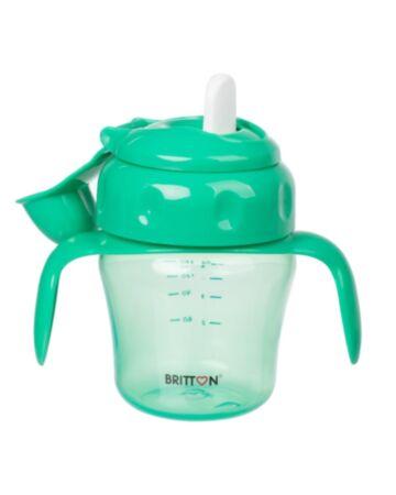 Britton Tilgavaba pehme nokaga pudel 150ml / Roheline