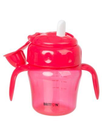Britton Tilgavaba pehme nokaga pudel 150ml / Punane