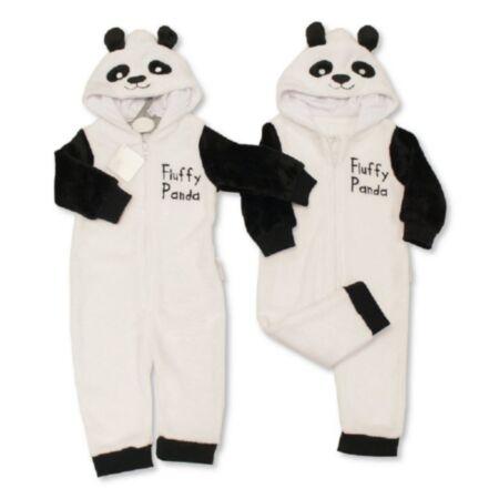 Fliisist onesie Fluffy Panda / SnuggleBaby