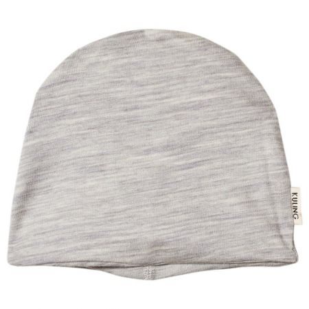 Meriinovillast müts hall 48/50 cm