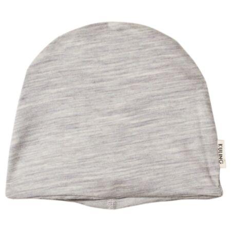 Meriinovillast müts hall 56/58 cm