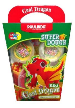 Super Dough Lahe draakon Kiki  / Paulinda