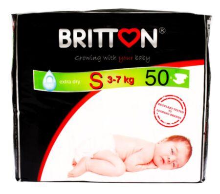 Britton mähkmed S 3-7kg (50tk)