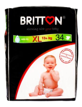 Britton mähkmed XL 13+kg (34tk)