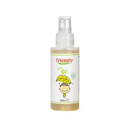 Beebiõli 100ml / Friendly Organic
