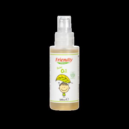 Beebiõli 100ml / Friendly Organic