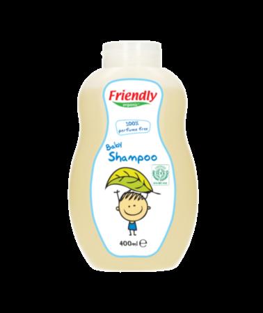 Beebi šampoon lõhnavaba 400ml / Friendly Organic
