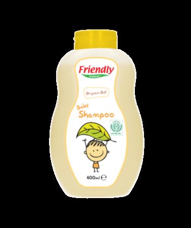 Beebi šampoon kaeraga 400ml