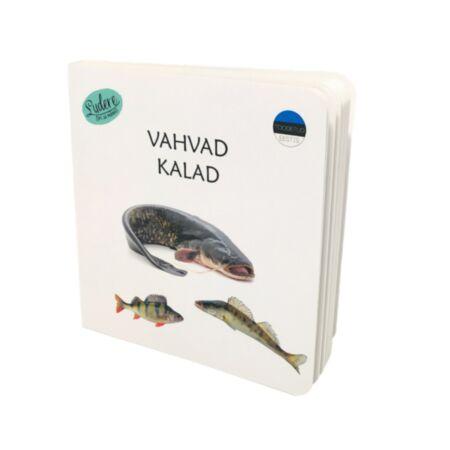 """Raamat """"Vahvad kalad"""" / Ludere"""