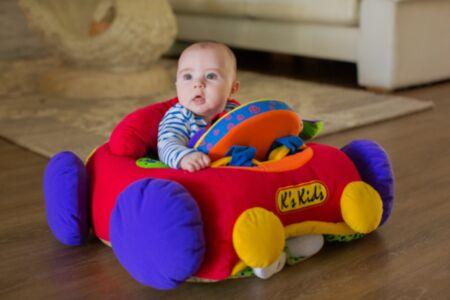 Jumbo Go Go Go (suur auto) / K´sKids