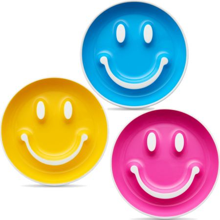Munchkin  Smile ´n Scoop™ taldriku ja lusika komplekt