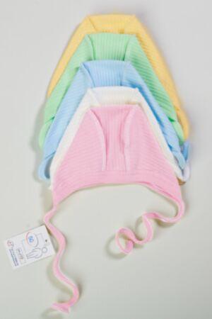 Müts: Õmblusvarud väljaspool roosa 50