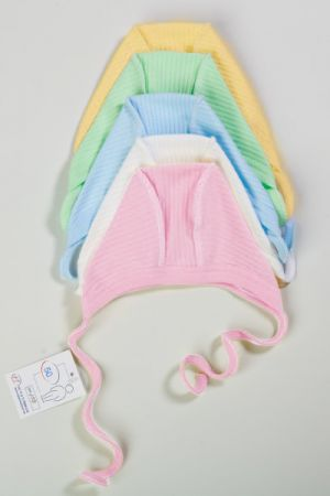 Müts: Õmblusvarud väljaspool roosa 44