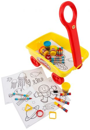 Play-Doh kunstikäru - suurem