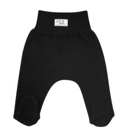 Beebi dressipüksid mustad Sebra 68cm
