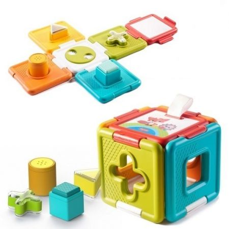 Tiny Love Kujundite sorteerimine ja puzzle 2in1