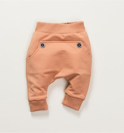 Beebipüksid oranž 56cm