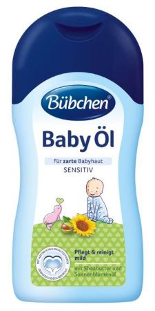 Bübchen Baby Õli 200ml
